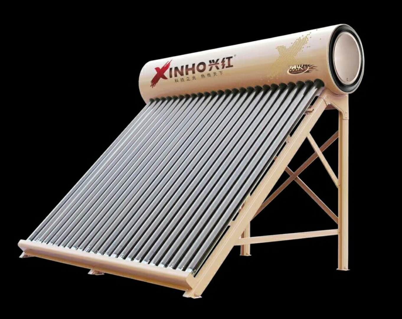 小技巧�关于太阳能热水器的使用误区